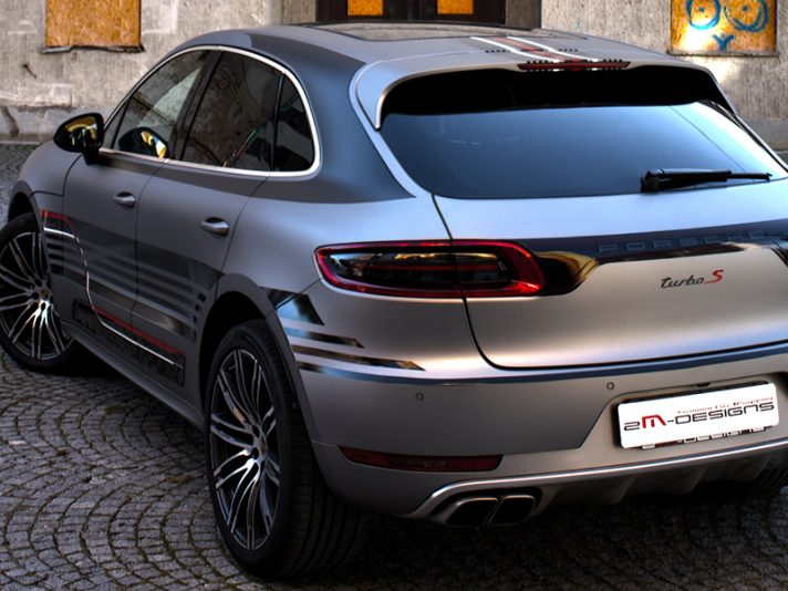 Porsche Macan by 2M Design