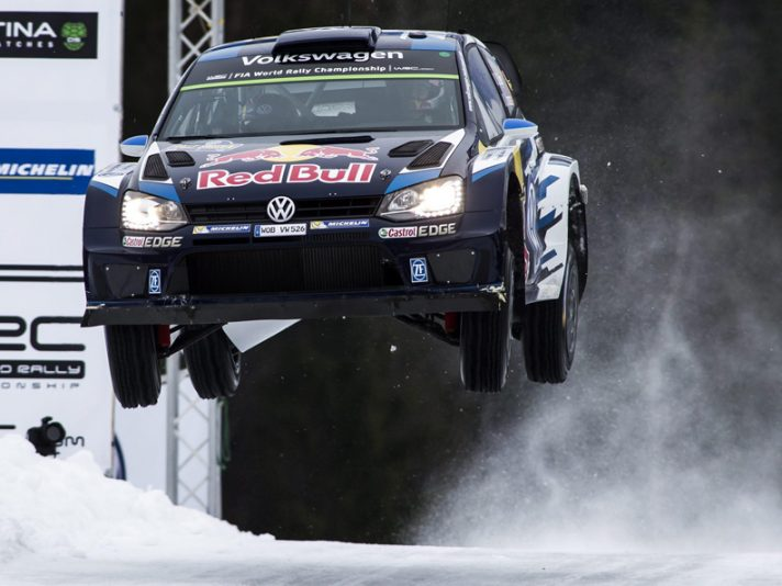 WRC 2015 - Rally Svezia, risultati e classifiche