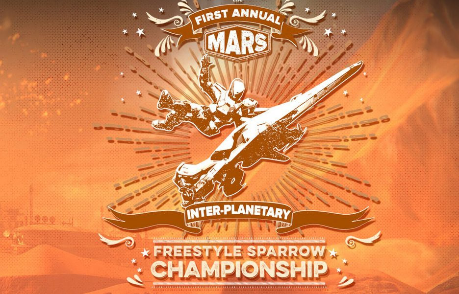 1st Annual Mars Inter-Planetary Freestyle Sparrow Championships