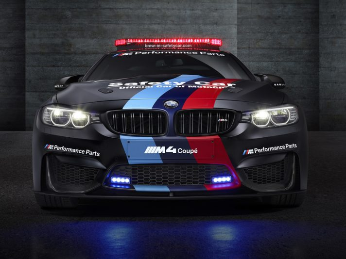 BMW M4 Coupé Safety Car Moto Gp 2015