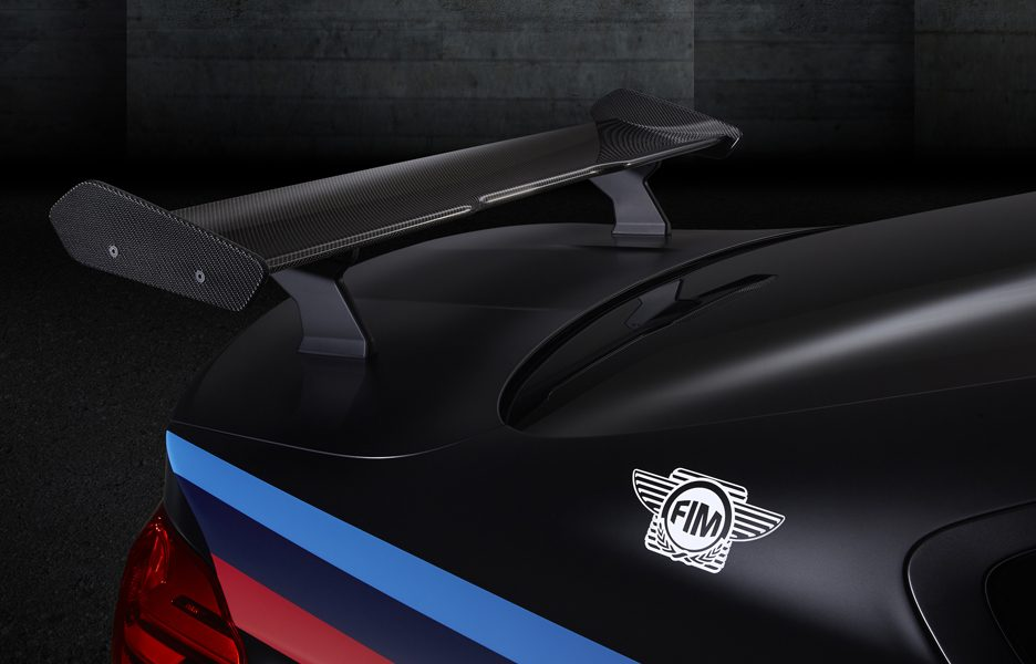 BMW M4 - Offiacial Car Moto GP 2015
