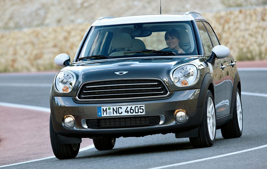 Mini Countryman Cooper D (65 punti)