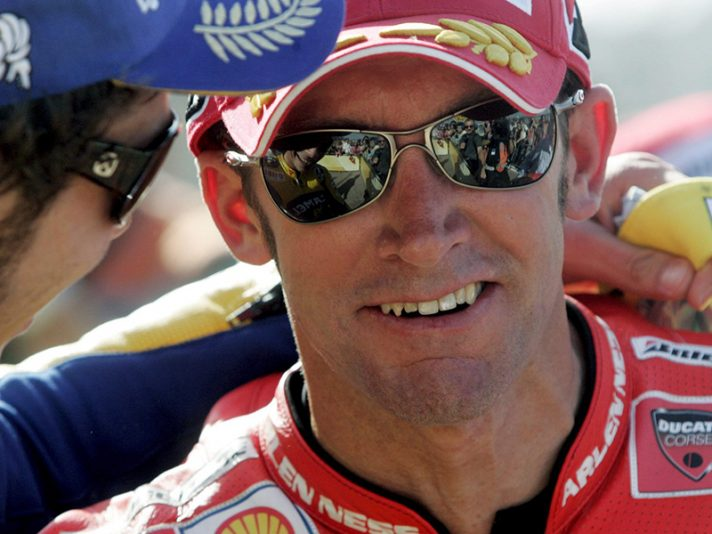 Troy Bayliss torna a correre a 45 anni in SBK