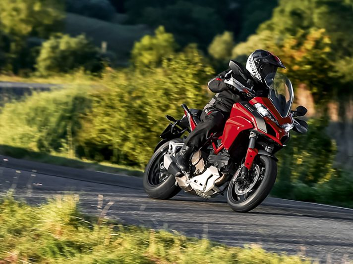 Ducati Dream Tour 2015, le date