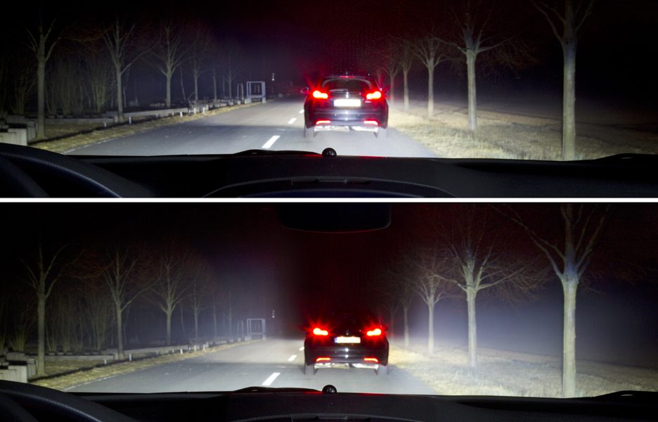Eye-tracking di Opel