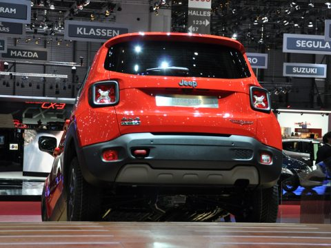 Jeep Renegade - Ginevra 201