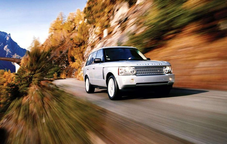 Land Rover Range Rover Supercharged (67 punti)
