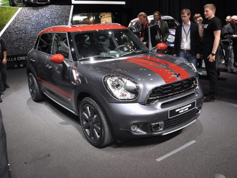 Mini Countryman Park Lane - Ginevra 2015
