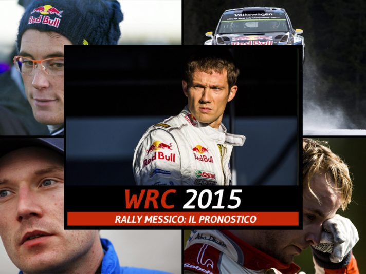 Pronostico Rally Messico 2015