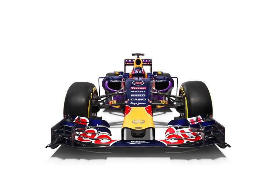 Red Bull RB11 frontale