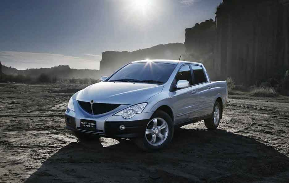 2006 - Ssangyong Actyon Sports
