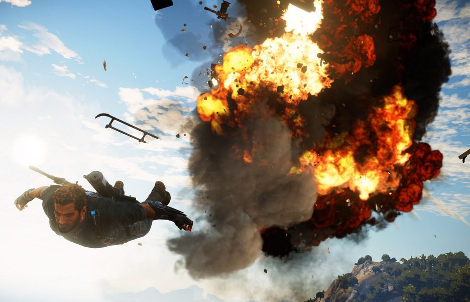 just cause 3 - 7