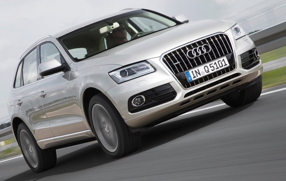 Audi Q5 2.0 TDI clean diesel Advanced Plus (70 punti)