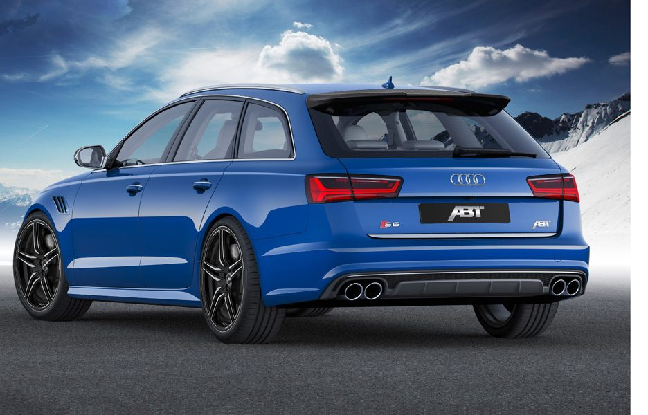 Audi S6 by ABT