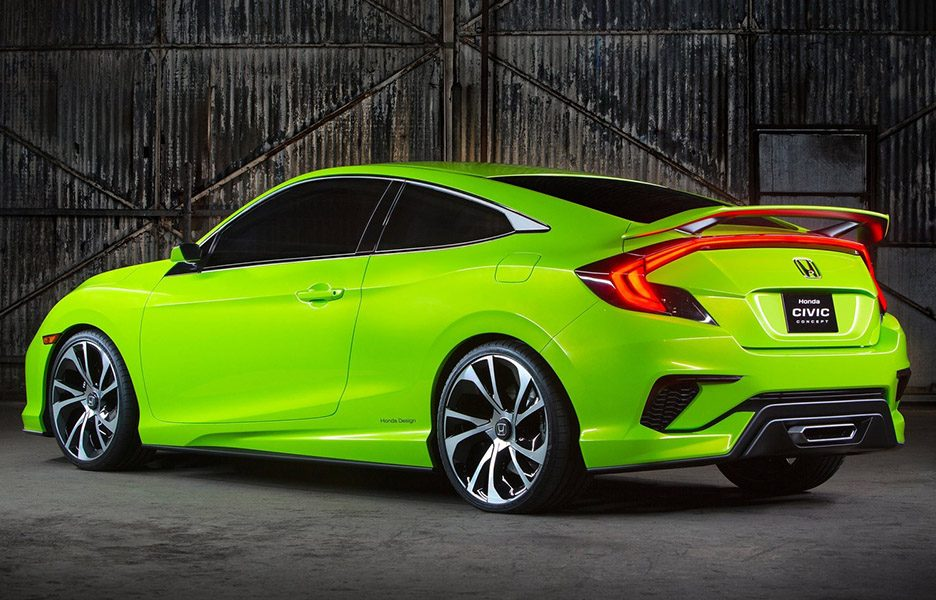 Honda Civic Concept 2016