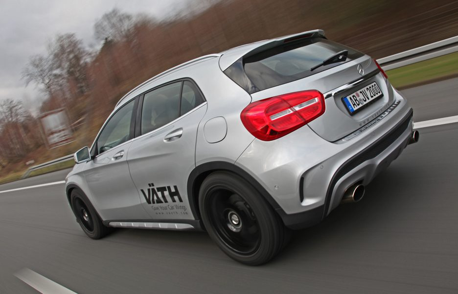 Mercedes GLA by VAth