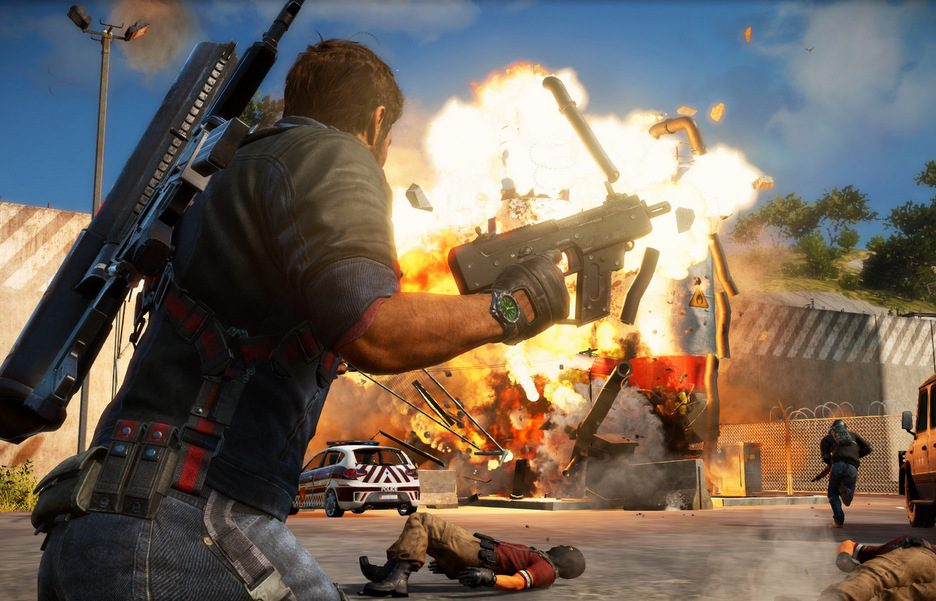 just cause 3 - 5