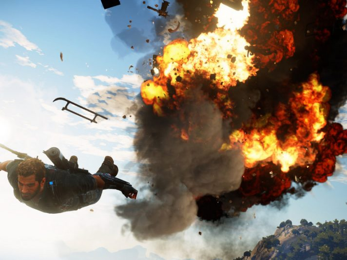 Just Cause 3 torna in un trailer esplosivo