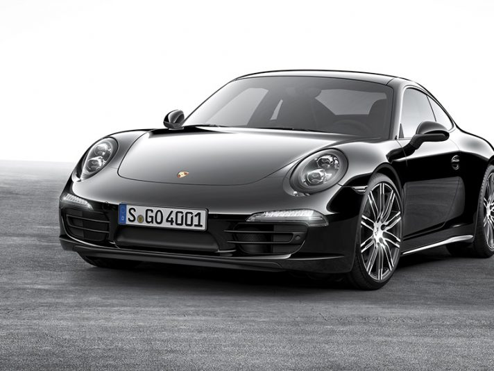 Porsche 911 Carrera e Boxster Black Edition