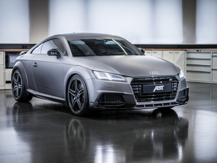 Audi TT 2015: nuovo tuning by ABT