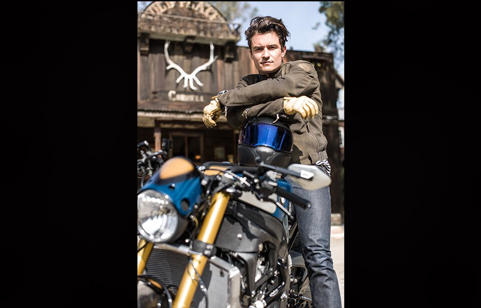 BMW - Orlando Bloom