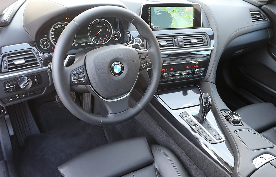 BMW Serie 6 Restyling 2015