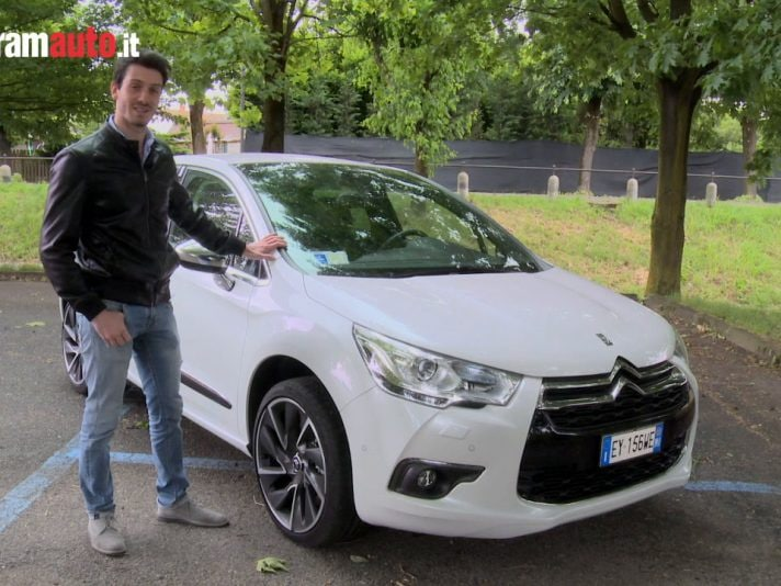 DS4 BLUEHDI 180 Sport Chic, la video-prova su strada
