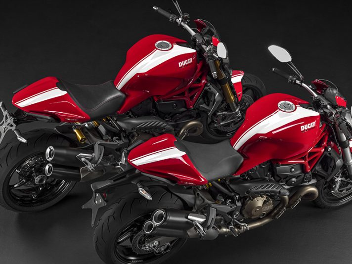 Ducati Monster Stripe 2015
