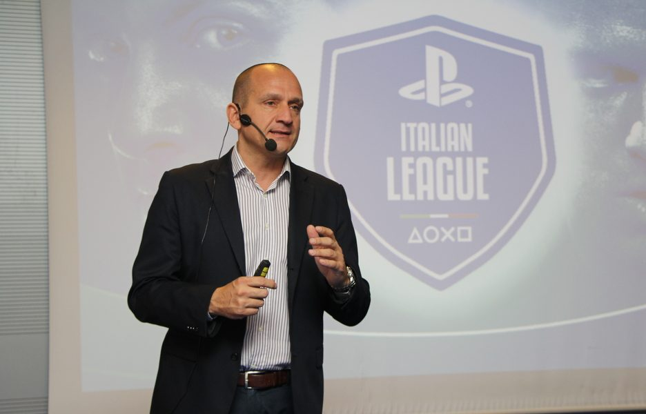 Marco Saletta - General Manager Sony Computer Entertainment Italia