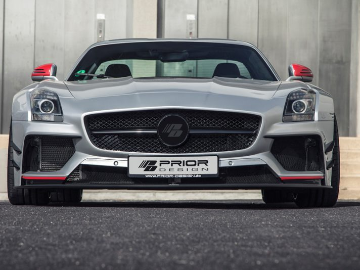 Mercedes SLS by Prior Design