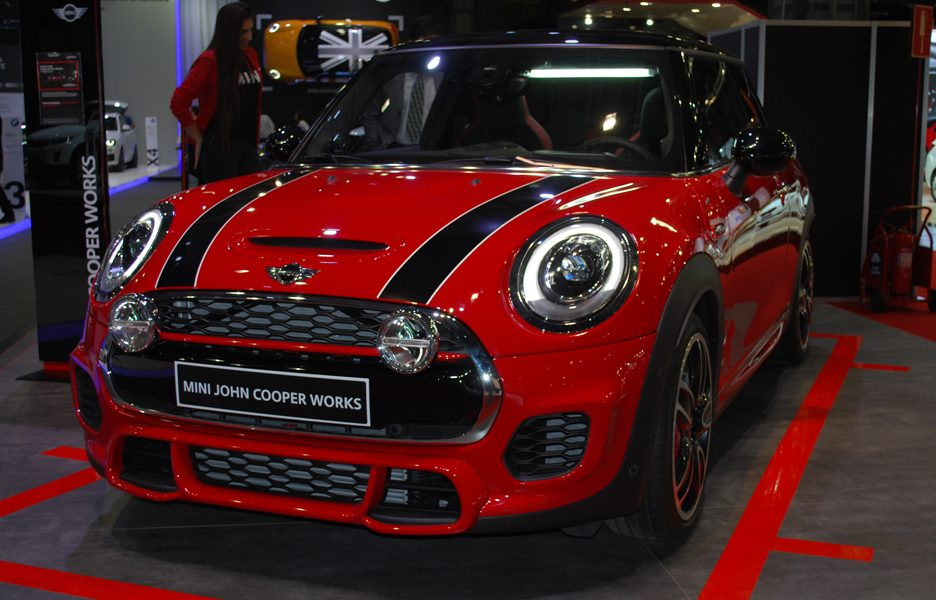 Mini John Cooper Works - Salone di barcellona 2015