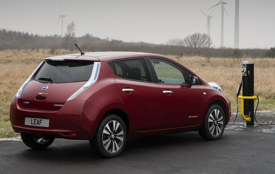 Nissan Leaf 2013 - In carica