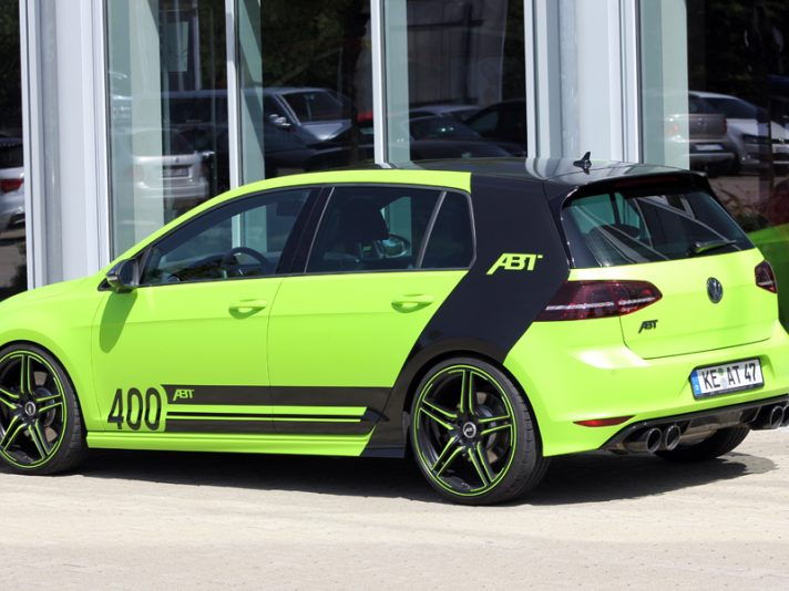 Volkswagen Golf by ABT