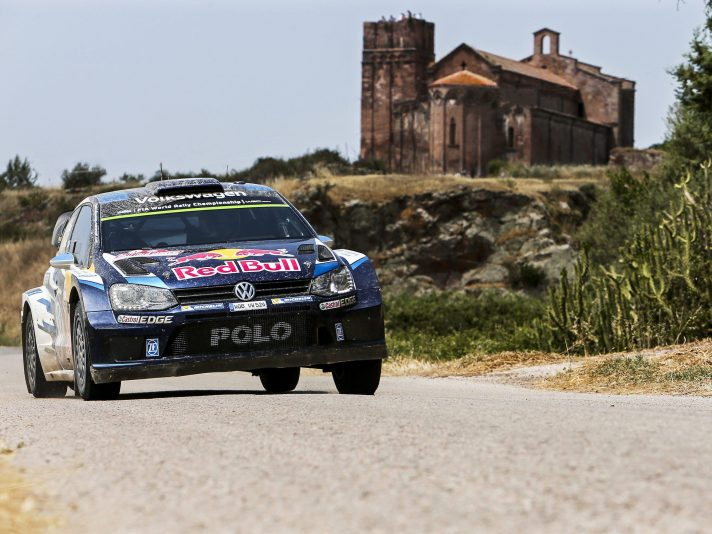 WRC 2015 - Rally Italia: Ogier domina in Sardegna