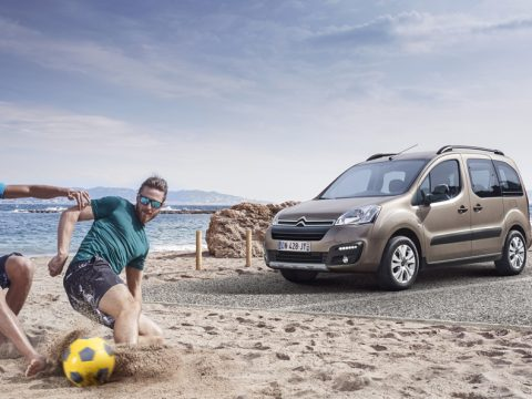 Citroën Berlingo XTR restyling
