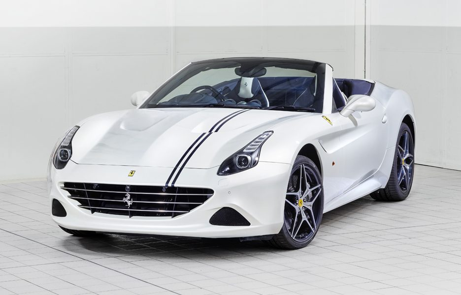 Ferrari California T taylor Made Goodwood 2015