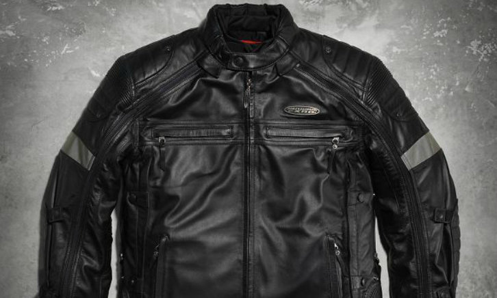 Harley Davidson - Giacca pelle