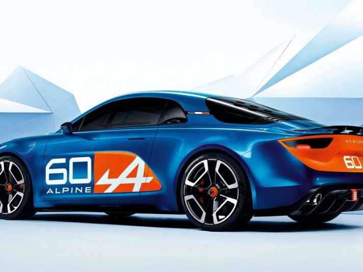 Renault Alpine Celebration Concep