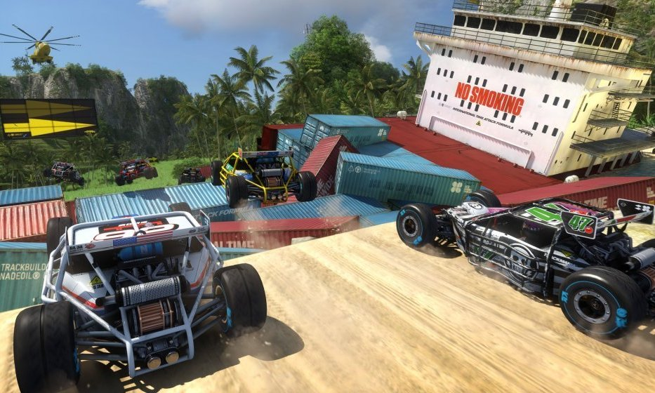 Trackmania Turbo - 1