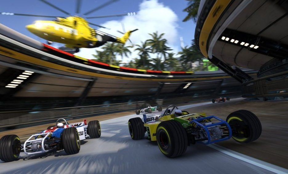 Trackmania Turbo - 2