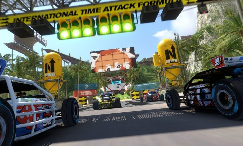 Trackmania Turbo - 6