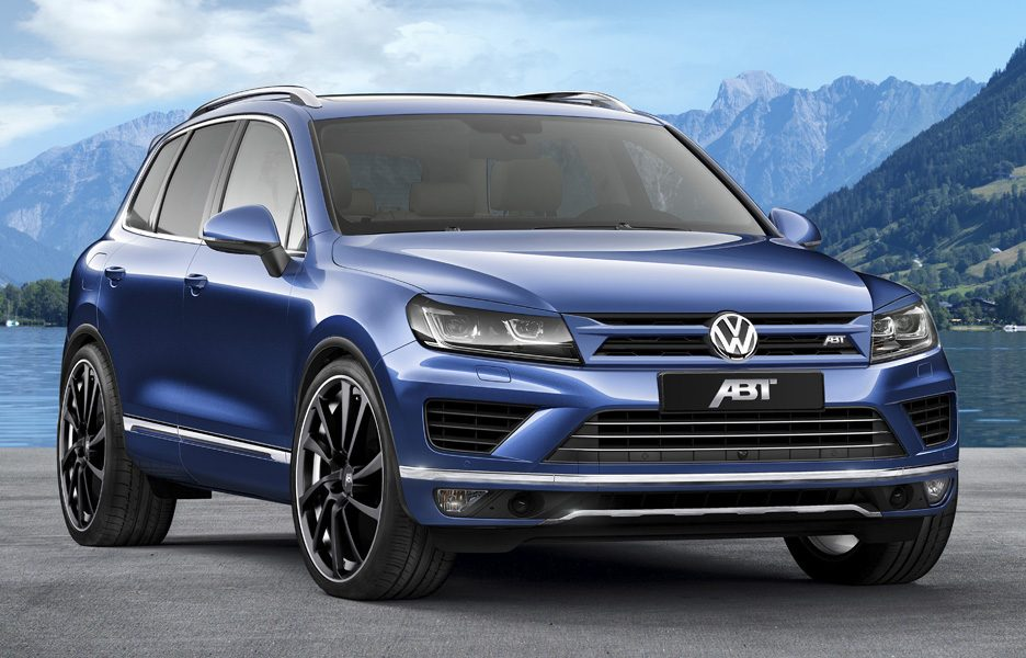 VOlkswagen Touareg by ABT.