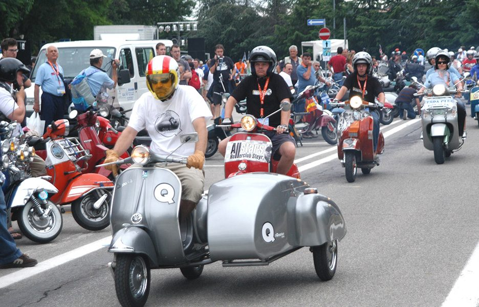 Vespa World Days 2015