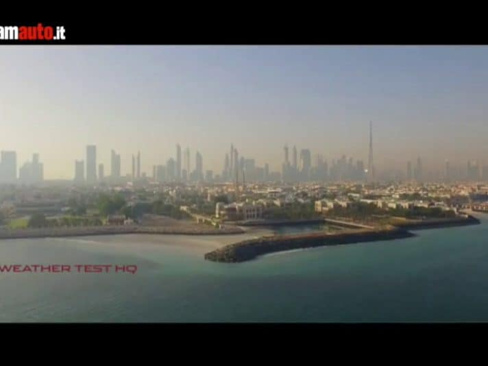 Jaguar F-Pace: video anteprima
