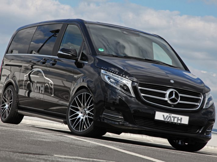 Mercedes Classe V by Vath