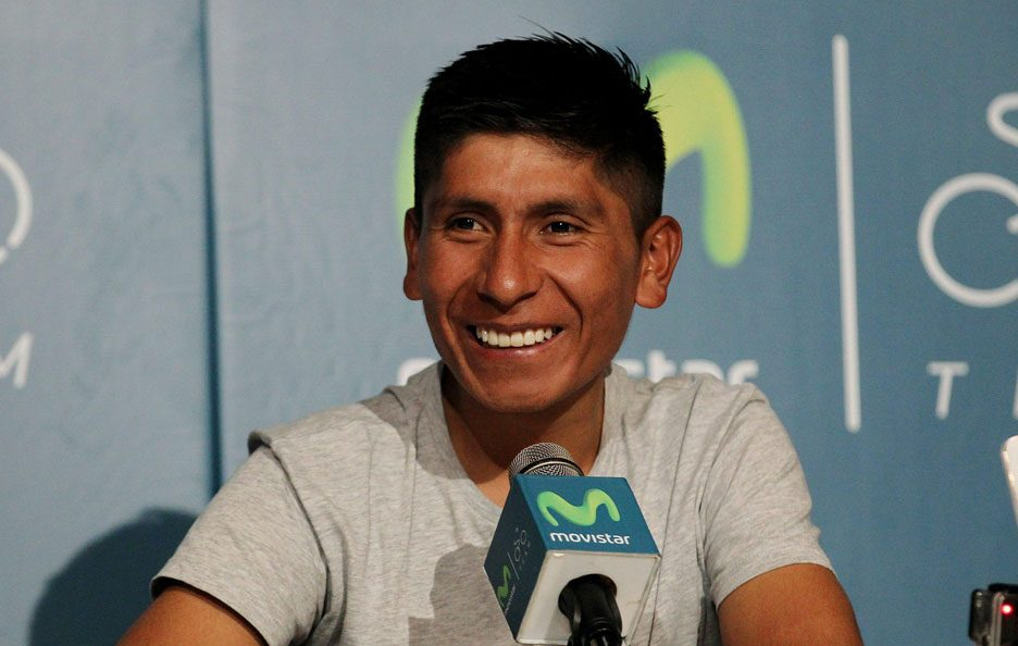 Nairo Quintana (Colombia) (Movistar Team)