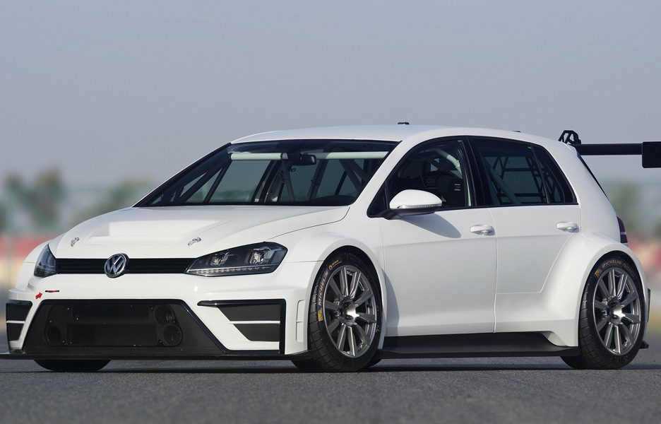 Volkswagen Golf Motorsport