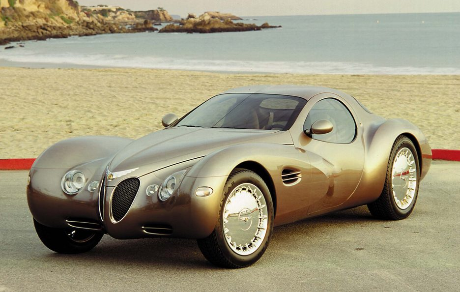 1995 - Chrysler Atlantic Concept