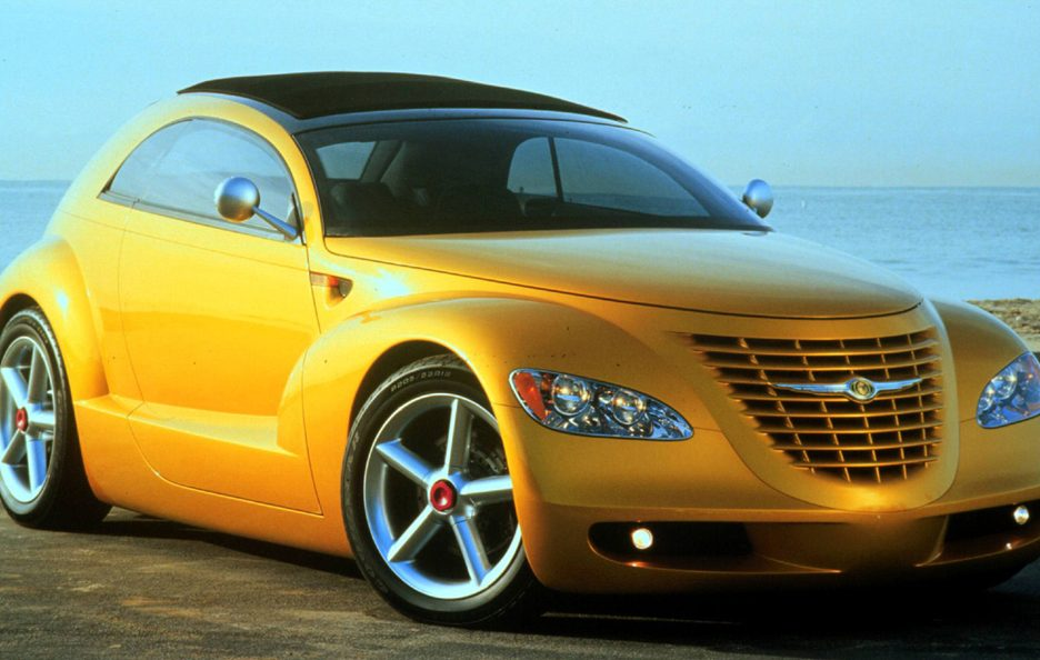 1999 - Chrysler Pronto Cruizer Concept