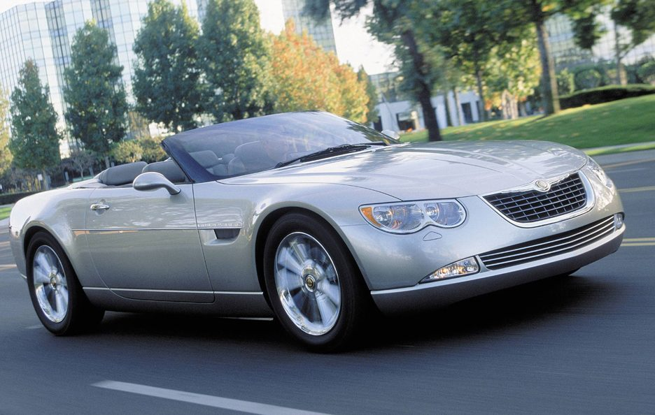 2000 - Chrysler 300 Hemi C Convertible Concept